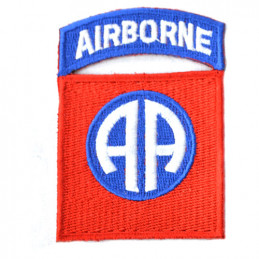 Nášivka 82ND AIRBORNE AA