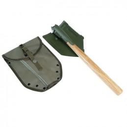MIKOV | Nůž s pev. čepelí UTON vz.75 s pouzdrem vz.95 les