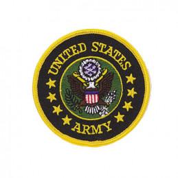 Nášivka U.S. ARMY kulatá 7,5 cm