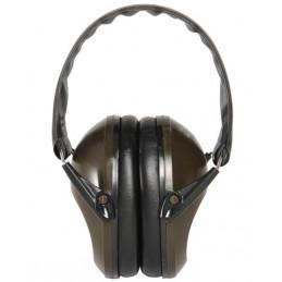 Sluchátka střelecká proti hluku ZELENÁ
