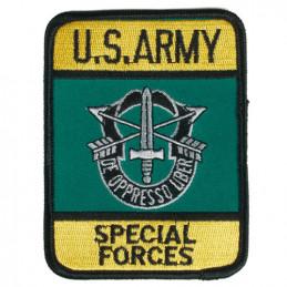 Nášivka příslušnosti US textil SP.FORCES