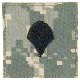 Nášivka hodnosti VELCRO SPEC-4 ARMY ACU DIGITAL