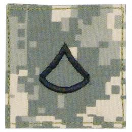 Nášivka hodnosti PRIVATE 1ST CLASS ARMY ACU DIGITAL