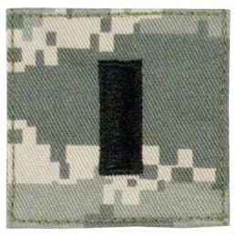 Nášivka hodnosti 1ST LIEUTENANT ARMY ACU DIGITAL