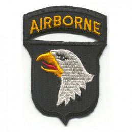 """Nášivka US 101 AIRBORNE \""""křičící orli\"""""""