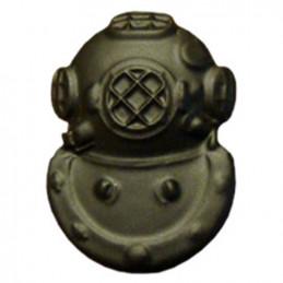 Odznak US DIVER 2nd Class ČERNÝ
