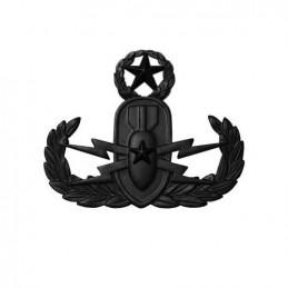 Odznak US EXPLOSIVE ORDANCE DISPOSAL - Master - ČERNÝ