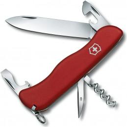 Nůž kapesní PICKNICKER 111mm ČERVENÝ