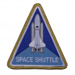 Nášivka NASA SPACE SHUTTLE velcro