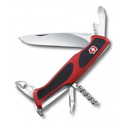 Nůž kapesní RangerGrip 68 130mm ČERVENÝ