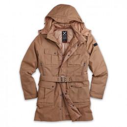Kabát XYLONTUM zimní KHAKI