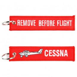 Klíčenka REMOVE BEFORE FLIGHT / CESSNA