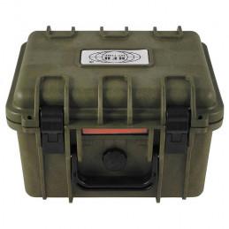 Box přepravní vodotěsný s výplní 27x24x17cm