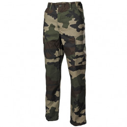 Kalhoty US střih BDU rip-stop CCE TARN