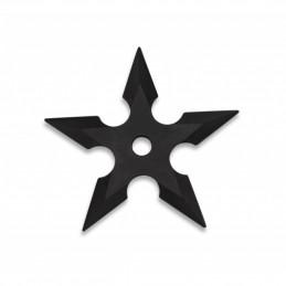 Hvězdice NINJA cvičná ČERNÁ