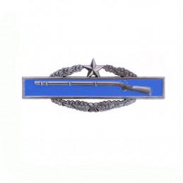 Odznak bojový US INFANTRY 2nd modrý /pistol/