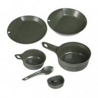 ešusy, nádobí