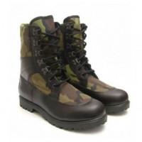 originál armádní obuv